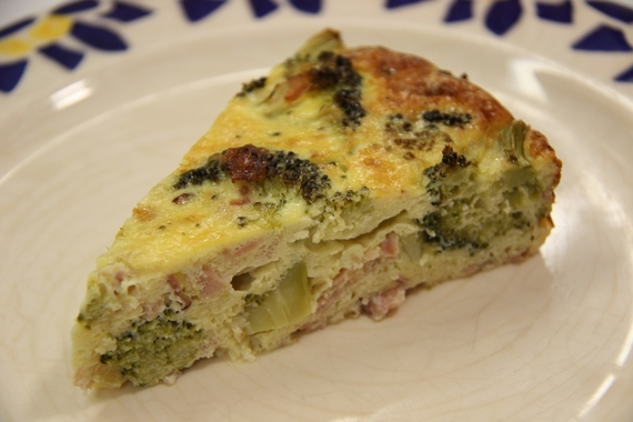 For page 16 17 broccoli quiche  1